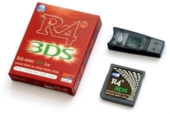 R4i SDHC Revolution Flashkit NDS/DSLite/DSi/XL/3DS